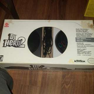 Dj hero 2 For Wii And Wii U