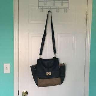 Large Long Strap Bag