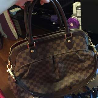 Authentic Louis Vuitton Trevi GM