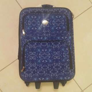 """Jetstream 19"""" Carry On Luggage TSA approved"""