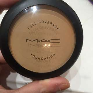 Mac Full Coverage Foundation
