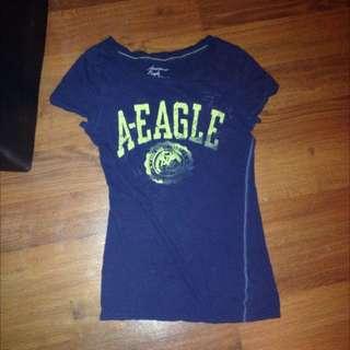 Small American Eagle Shirt