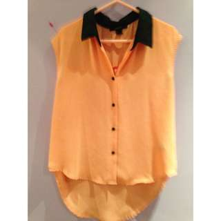 Blouse Tank - Button Up