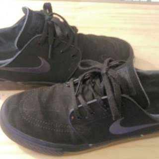 Nike Janoski Black/Black