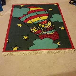 Child Bedroom Carpet