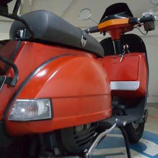 Vespa Gs 150
