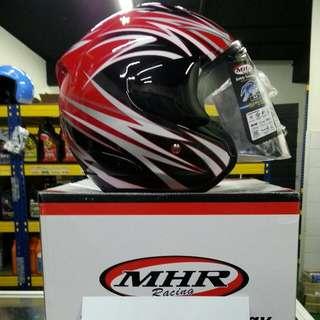 MHR Helmet Stella Red
