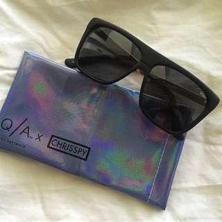 QUAY X CHRISSY PERKINS On The Low Sunglasses
