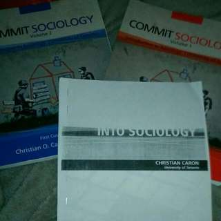 Mint Condition Sociology Books