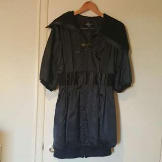 Silk jacket bought in Milan