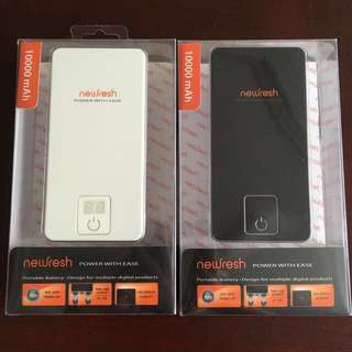 Newfresh™ Portable Battery Charger