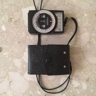 Soviet Era Light Meter