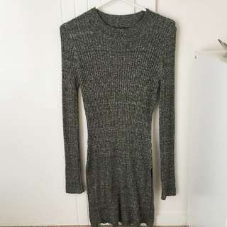 Cotton On Dress With Side Split