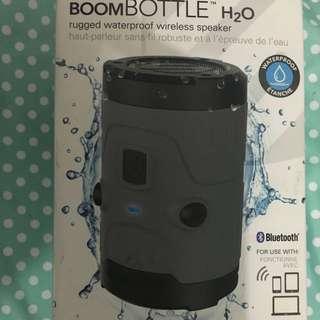 Boom Bottle H20 Waterproof Bluetooth Speaker