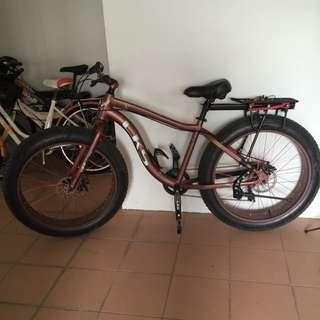(RESERVED)PL LKS Fat Bike (Maroon Red)