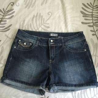 Soundgirl Denim Shorts