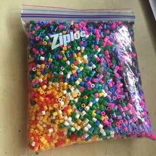 IKEA Pyssla beads