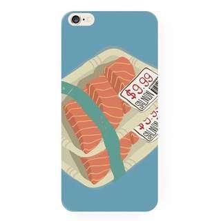 鮭魚上腹肉iPhone手機殼(A)