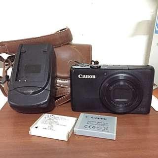 🚚 Canon S95 二手相機(含運)