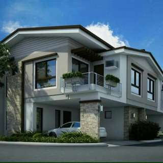 Lease-To-Own House And Lot At  Paranaque