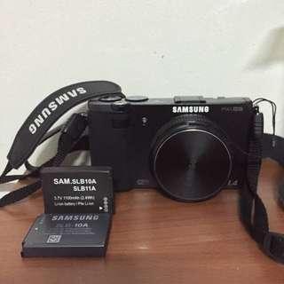 Samsung Ex2F 黑色 翻轉自拍相機