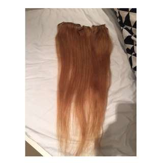 "24"" 100% REMY HAIR EXTENSIONS"