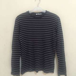 Striped T Shirt Uniqlo