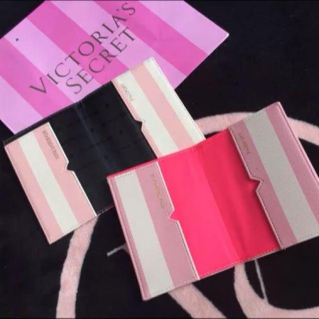 2016新品 Victoria's Secret 護照夾