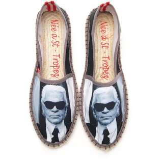 L'Espadrille Tropezienne KARL Lagerfeld | Shoes - Bag This! *** For Chanel Fans