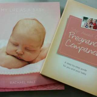 Baby 5 Year Record Book And Pregnancy companion