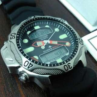 🚚 LNIB Citizen Aqualand JP1010 Promaster