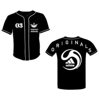 Adidas Originals Inspired Baseball Jersey