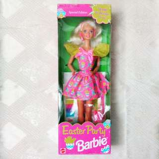 Barbie Easter