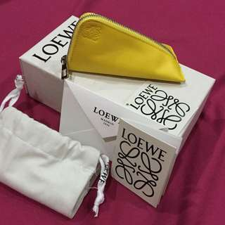 Loewe Coin Pouch