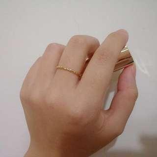 全新 戒指
