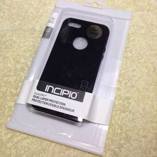 Incipio Dual Layer Protection phone case for iPhone 5 5S and SE