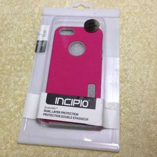Incipio Dual Layer Protection phone case for iPhone 5, 5S and SE