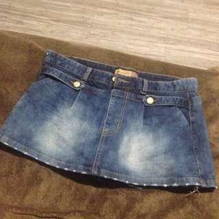 銅板價✨牛仔褲裙50元