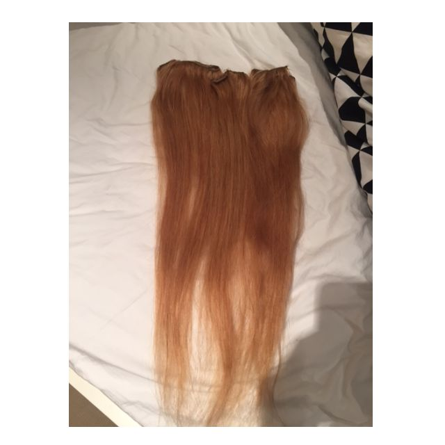 """24"""" 100% REMY HAIR EXTENSIONS"""
