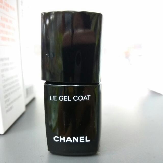 香奈爾類光療指甲油