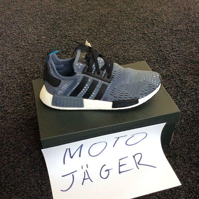 26f395ed9e61 Adidas NMD R1 Onix-Bold Onix-Core Black