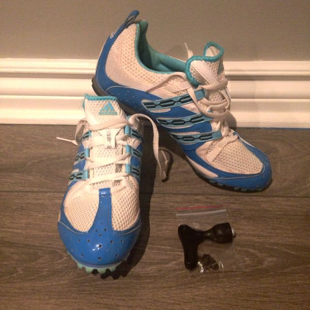 Adidas Running And Track Spikes
