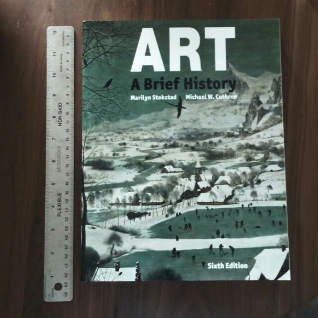 Art: A Brief History By Stockstad & Cothren