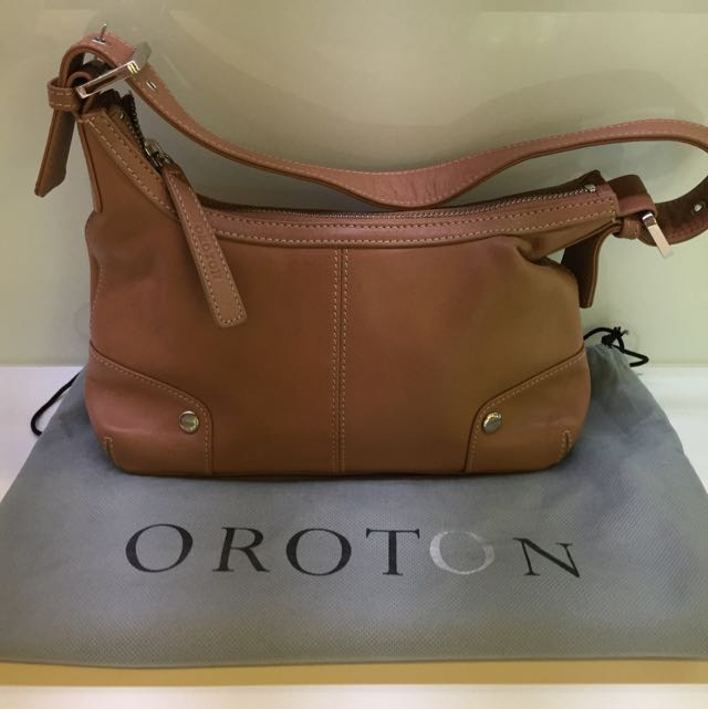 *AUTHENTIC* Oroton Handbag [GENUINE LEATHER]