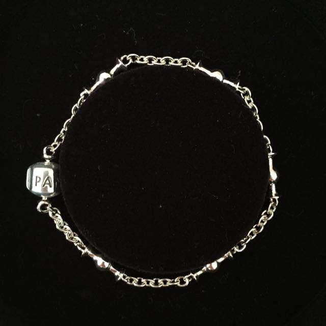 *AUTHENTIC* Pandora Silver Clasp Bracelet
