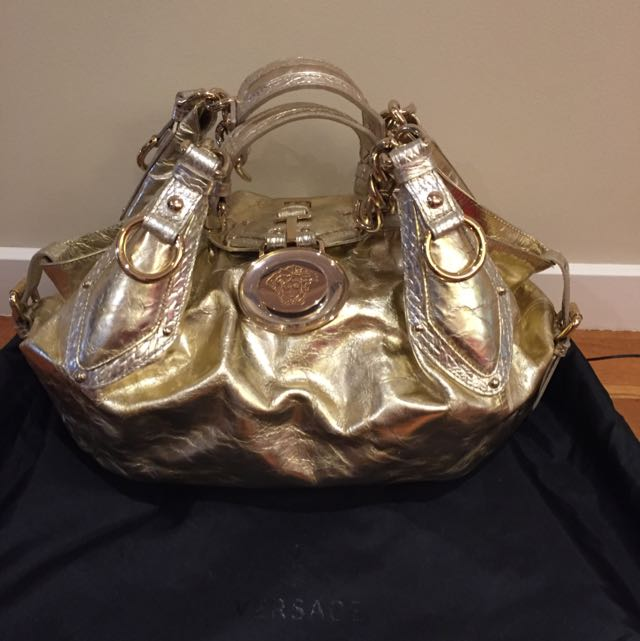 *AUTHENTIC* Versace Handbag