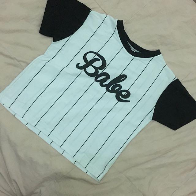 Babe ❤️ Crop top ❤️