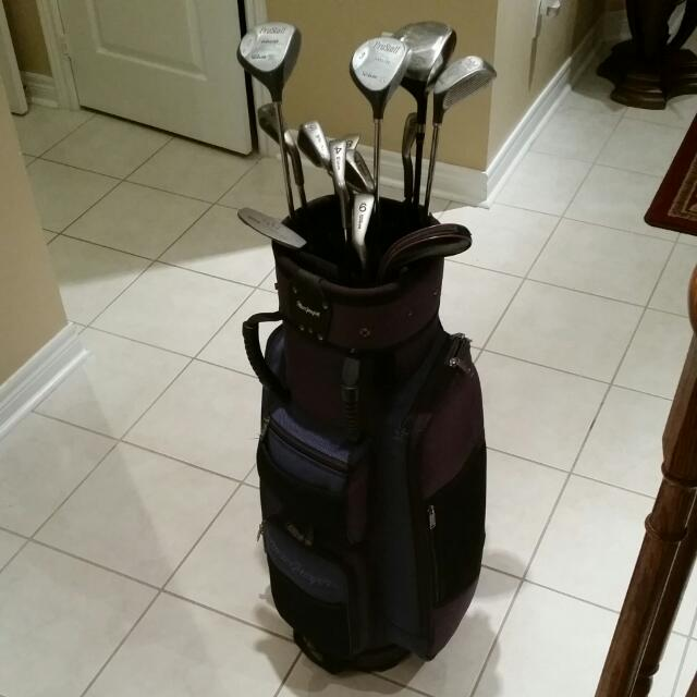 Beginners Wilson Golf Set