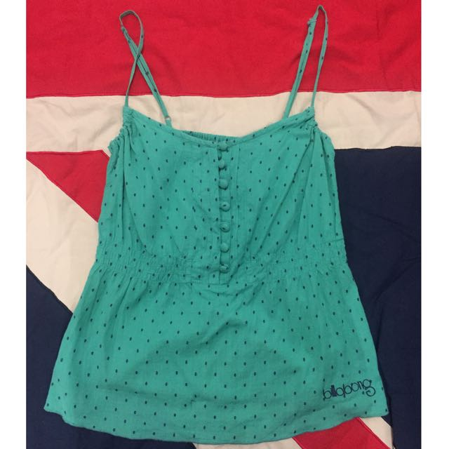Billabong Strap Top - Size 10