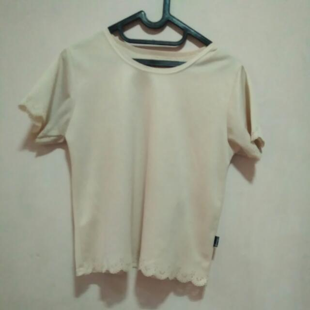 Blouse Cream